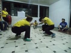 Jogo Capoeira Angola
